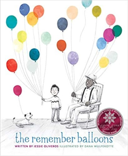 A Remember Balloons